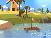 Cкриншот My Oasis - Calming and Relaxing Idle Clicker Game, изображение № 667245 - RAWG