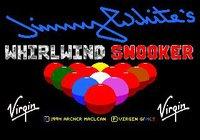 Cкриншот Jimmy White's 'Whirlwind' Snooker, изображение № 744613 - RAWG