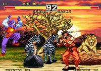 Cкриншот FIGHTERS HISTORY DYNAMITE, изображение № 256283 - RAWG