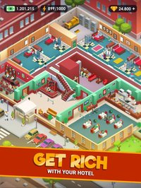 Cкриншот Hotel Empire Tycoon-Idle Game, изображение № 2255319 - RAWG