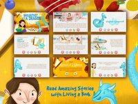 Cкриншот Breakfast with a Dragon Story tale kids Book Game, изображение № 1748490 - RAWG