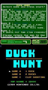 Duck Hunt (1984) screenshot, image №735528 - RAWG