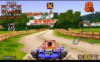 World Rally Fever: Born on the Road screenshot, image №220750 - RAWG