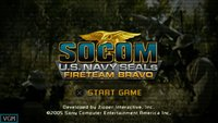 Cкриншот SOCOM: U.S. Navy SEALs Fireteam Bravo, изображение № 2055714 - RAWG