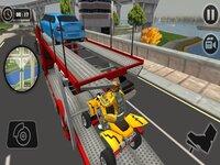 Cкриншот Vehicle Transporter Truck Game, изображение № 2831797 - RAWG