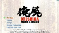 Oreshika: Tainted Bloodlines screenshot, image №2022566 - RAWG