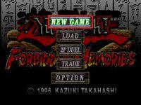 Yu-Gi-Oh! Forbidden Memories screenshot, image №765476 - RAWG