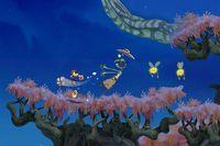 Cкриншот Rayman Jungle Run, изображение № 599639 - RAWG