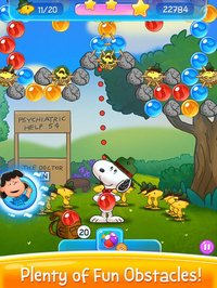 Cкриншот Snoopy Pop+ Blast the Bubbles, изображение № 2023829 - RAWG