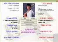 Cкриншот Baseball Mogul 2006, изображение № 423623 - RAWG