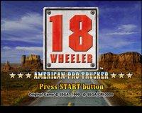 18 Wheeler: American Pro Trucker screenshot, image №741741 - RAWG