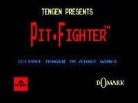 Pit-Fighter screenshot, image №749507 - RAWG