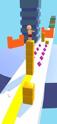 Cкриншот Cube Surfer Clone, изображение № 2742419 - RAWG