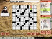 Cкриншот Dell Magazines Crossword, изображение № 331255 - RAWG
