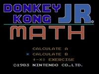 Cкриншот Donkey Kong Jr. Math, изображение № 822774 - RAWG