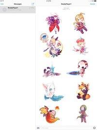 Cкриншот Vainglory Stickers, изображение № 2109555 - RAWG