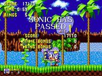 Sonic the Hedgehog (1991) screenshot, image №1659778 - RAWG