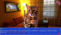 Cкриншот Cat President ~A More Purrfect Union~, изображение № 152355 - RAWG