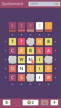 Cкриншот Spellement Word Puzzle Demo, изображение № 1128256 - RAWG