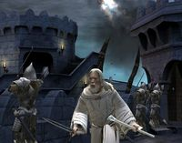 Cкриншот The Lord of the Rings: The Return of the King, изображение № 375605 - RAWG