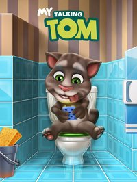 Cкриншот My Talking Tom, изображение № 1723257 - RAWG