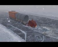 Cкриншот 18 стальных колес: Экстремальные дальнобойщики, изображение № 179061 - RAWG