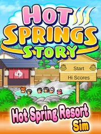 Cкриншот Hot Springs Story, изображение № 17335 - RAWG