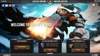 Cкриншот Infinity Wars: Animated Trading Card Game, изображение № 81182 - RAWG