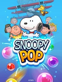 Cкриншот Snoopy Pop+ Blast the Bubbles, изображение № 2023832 - RAWG