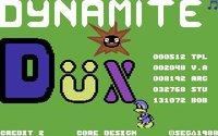 Dynamite Düx screenshot, image №744239 - RAWG