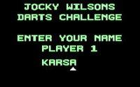 Jocky Wilson's Darts Challenge screenshot, image №755774 - RAWG