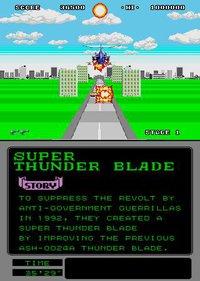 Super Thunder Blade (1988) screenshot, image №760503 - RAWG