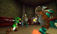 The Legend of Zelda: Ocarina of Time 3D screenshot, image №267580 - RAWG