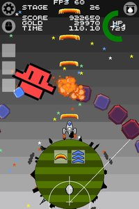 Cкриншот Warawara Invaders, изображение № 861050 - RAWG