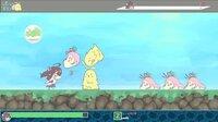 Cкриншот 進め!きりたん大行進-attack on tantan, изображение № 2572899 - RAWG