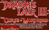 Cкриншот Dragon's Lair III: The Curse of Mordread, изображение № 748170 - RAWG