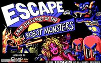 Cкриншот Escape from the Planet of the Robot Monsters, изображение № 334517 - RAWG