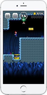 Super Mario Run screenshot, image №241497 - RAWG