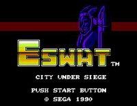 Cкриншот Cyber Police ESWAT, изображение № 748305 - RAWG