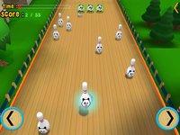 Cкриншот pandoux crazy bowling for kids - free game, изображение № 1866840 - RAWG