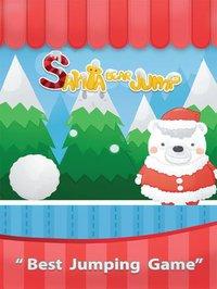 Cкриншот Santa Bear Jump - Mega Christmas Teddy Leap FREE, изображение № 1748274 - RAWG