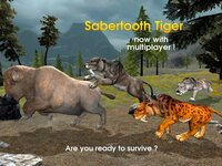 Cкриншот Sabertooth Multiplayer Survival Simulator, изображение № 2408918 - RAWG