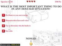 Cкриншот The Worst-Case Scenario Survival Trivia Challenge, изображение № 317972 - RAWG