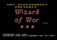 Cкриншот Wizard of Wor, изображение № 727819 - RAWG