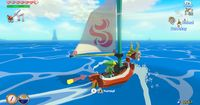 The Legend of Zelda: The Wind Waker HD screenshot, image №267646 - RAWG