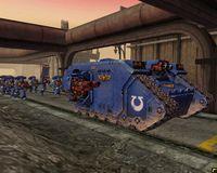 Cкриншот Warhammer 40,000: Dawn of War, изображение № 386398 - RAWG