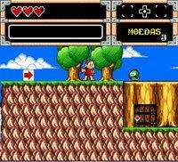 Turma da Mônica na Terra dos Monstros screenshot, image №2420744 - RAWG