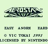 Cкриншот Aerostar, изображение № 750974 - RAWG