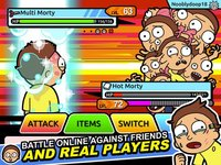 Cкриншот Rick and Morty: Pocket Mortys, изображение № 873341 - RAWG