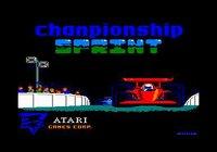 Cкриншот Super Sprint, изображение № 733633 - RAWG